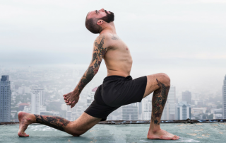 Career-Burnout-Man-Yoga-Rooftop